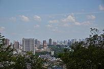 昆山市城市建筑图片素材