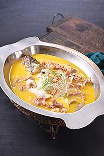 美味金汤鲈鱼