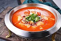 泡菜番茄鱼