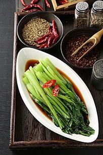 清炒时令蔬菜