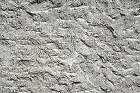 青石雕凿痕迹