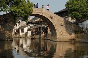 西塘的古桥