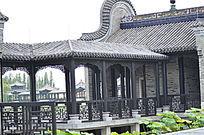 古典亭子建筑图片