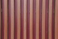 红色的竖木条背景