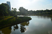 江河湖泊风景图片