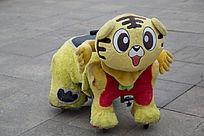 老虎玩具车