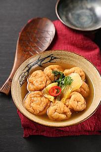潮州味菜鱼腐