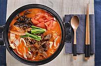 番茄牛腩暖锅