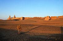 沙漠古迹黑城