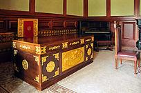 沈阳故宫钢琴间