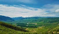 远眺大美新疆