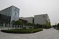 涿州博物馆建筑外景
