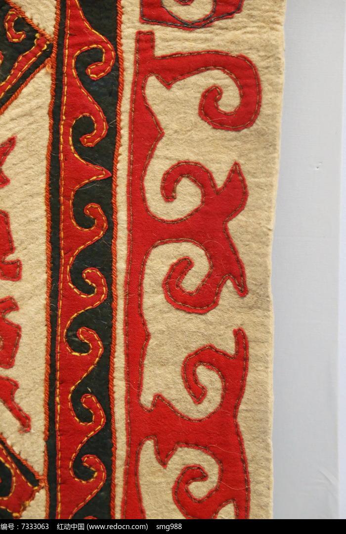 哈萨克 花纹