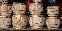 安昌古镇手工艺箍木桶