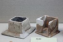 北朝冥器陶厕所