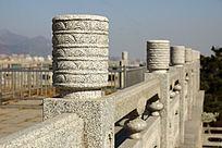 花岗石石雕栏杆