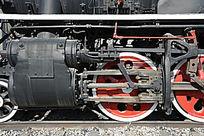 老火车车轮