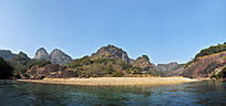 武夷山河道