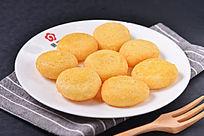 香炸南瓜饼