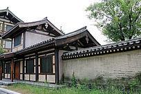 唐朝的房屋景观