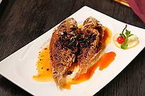 美味豆豉小黄鱼