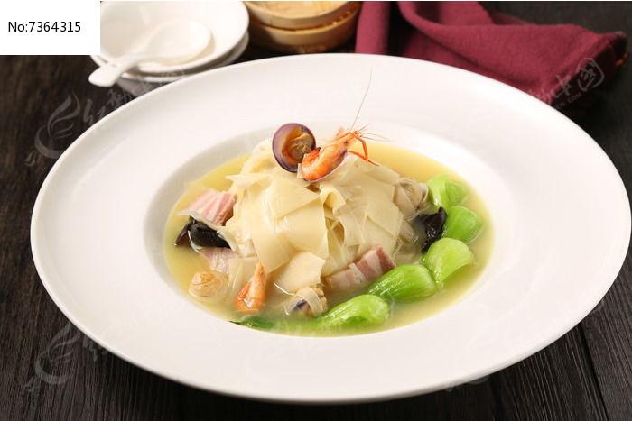 美味咸肉笋片图片