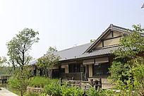 拈花湾 小屋