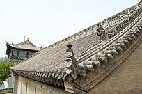 古式建筑屋檐