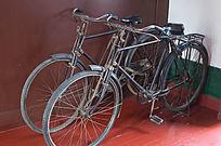28复古自行车