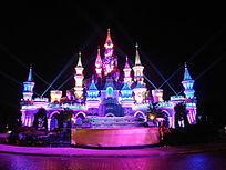 方特欢乐世界童话城堡