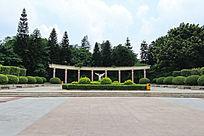 广州天河公园广场