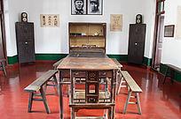 毛泽东时期桌椅