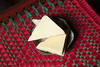 三角形夹心蛋糕