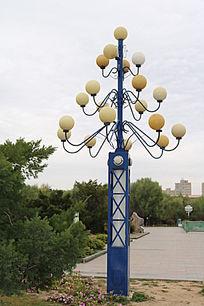 植物园景观路灯