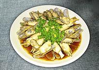 海鲜清炒蛏子