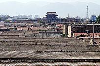 蔚县民居与城楼