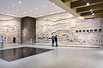 敦煌博物馆壁画