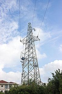 高大的信号塔