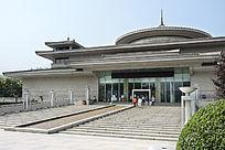 西安博物馆正门
