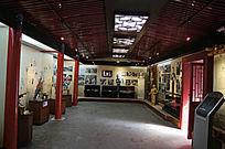 宣南博物馆展厅内景