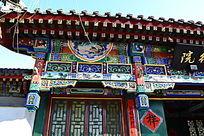 中国古代建筑物摄影