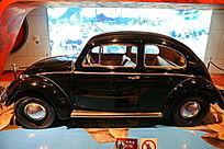 德国大众早期的甲壳虫小汽车