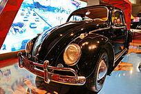 德国大众早期甲壳虫小汽车
