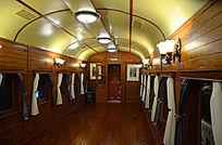老式火车厢