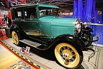 老爷车美国20世纪初福特A型小汽车