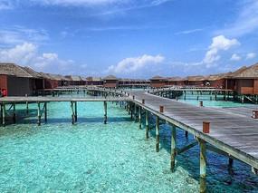 马尔代夫海景别墅