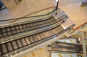合肥万象城自动扶梯