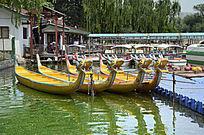 黄龙舟游船