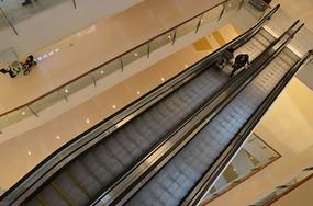 华润万象城自动扶梯