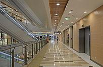 新地中心商场走廊